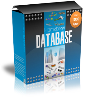 free homebrew downloads database
